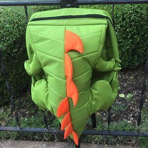 Fortnite spirit dinosaur large backpack nwt